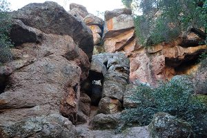 Bear Gulch Rock Wall, Pinnacles National Park
