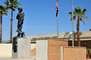 General Patton Memorial Museum, Chiriaco Summit, CA